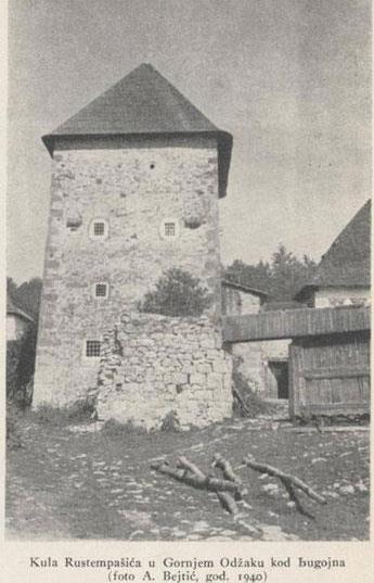 Rustempašića kula