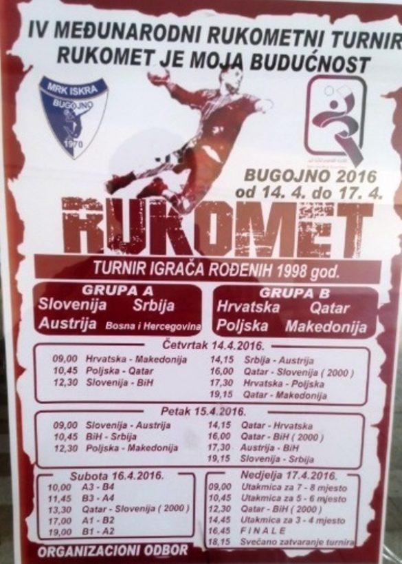 plakat turnira 22