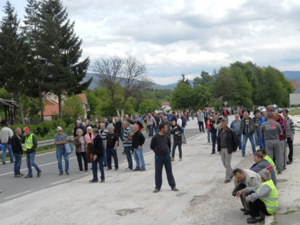 mirni protesti bez incidenata