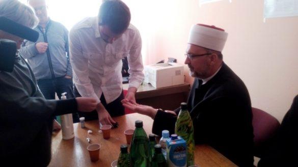 muftiji provjeren nivo secera u krvi