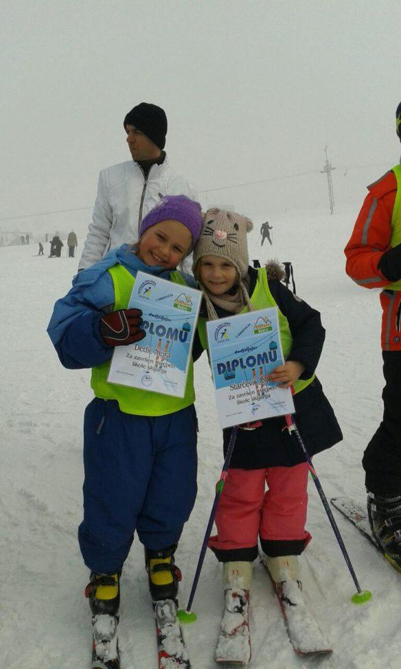 skola skijanja 1
